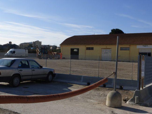ex ceccotti civitanova parcheggio stazione 2
