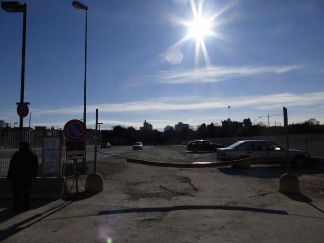 ex ceccotti stazione civitanova parcheggio