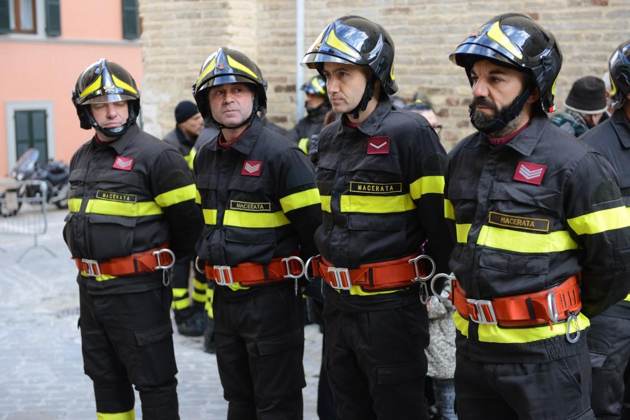 funerale roberto torregiani vdf - montelupone (1)