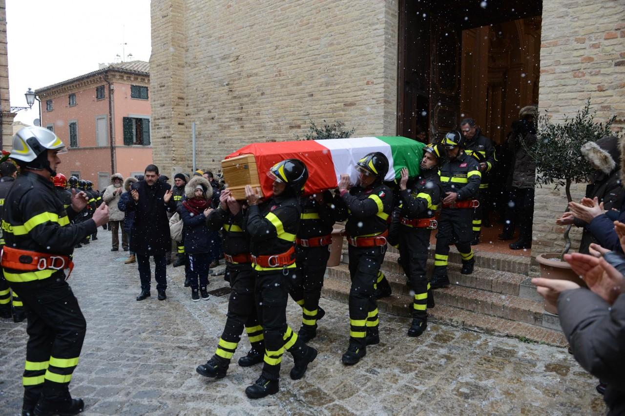 funerale roberto torregiani vdf - montelupone (26)