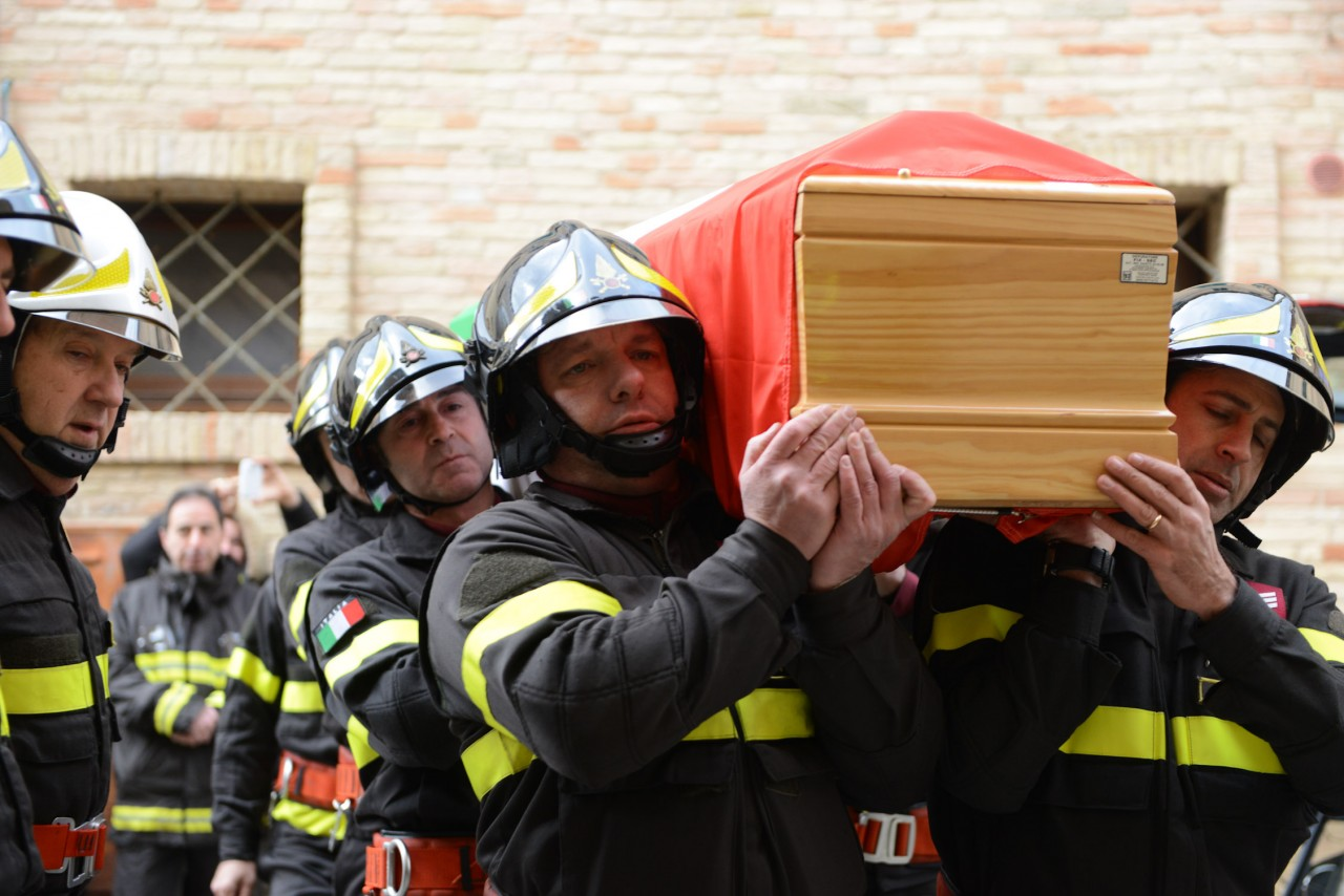 funerale roberto torregiani vdf - montelupone (3)