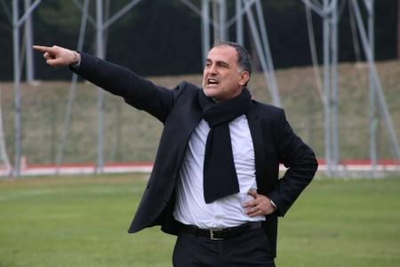 Marco Schenardi è stato sollevato dall'incarico di allenatore della Civitanovese