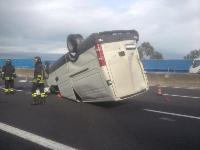 incidente autostrada 3