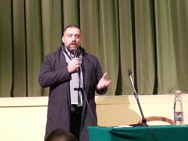 Sergio Romagnoli, consigliere di Fabriano
