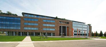 La sede di Montebelluna