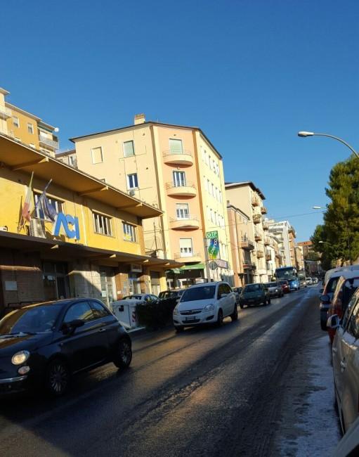 Via Roma nella foto di Michele Bettucci
