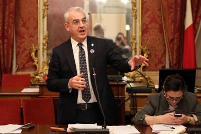 L'intervento di Romano Carancini in Consiglio comunale