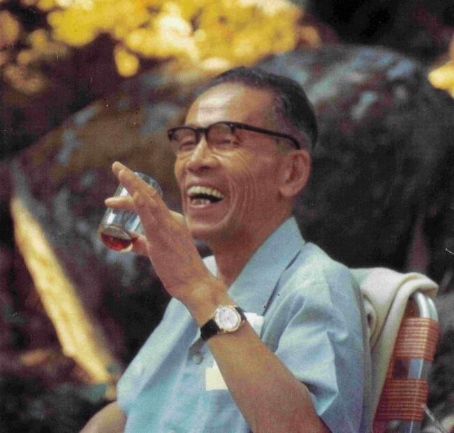 Georges Ohsawa macrobiotico