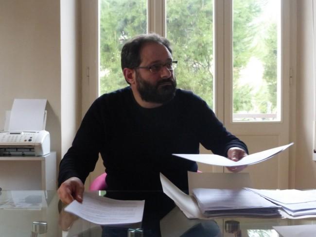 IN SQUADRA - Il consigliere comunale Pierpaolo Rossi, ha fatto parte della maggioranza di Corvatta