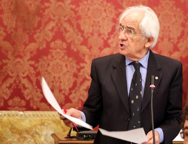 Il consigliere Udc Ivano Tacconi