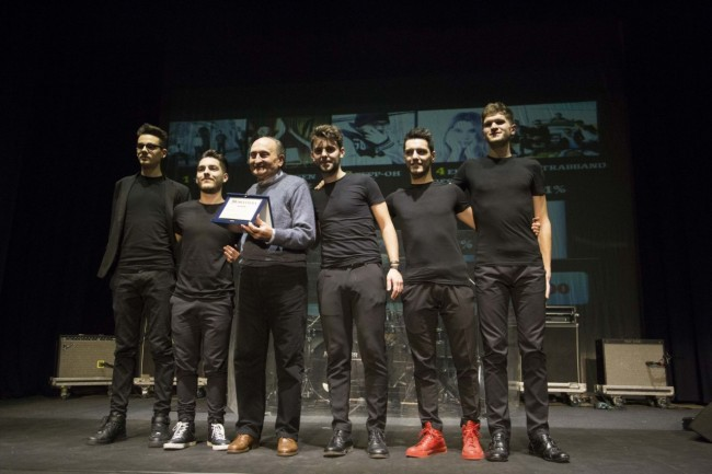 Contrabband, vincitori del premio del pubblico