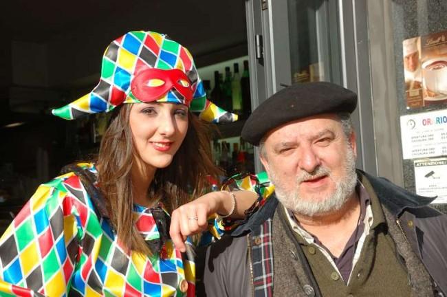 Helena Chiusaroli (foto di Genesio Medori)