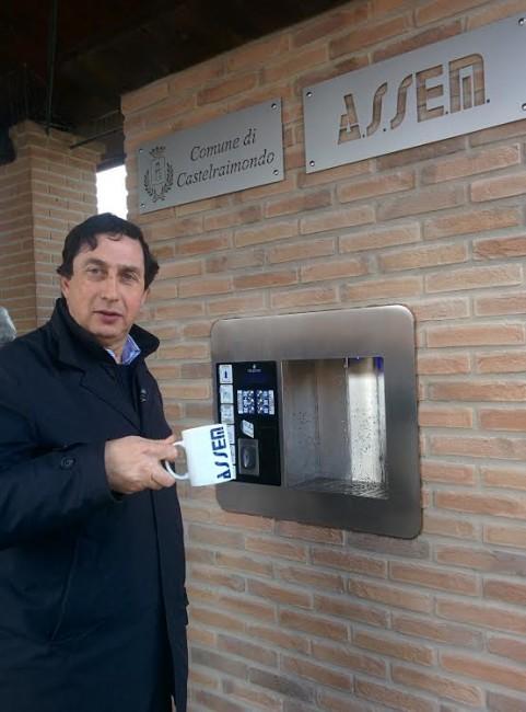 casa acqua castelraimondo 5 nazzareno strampelli sindaco