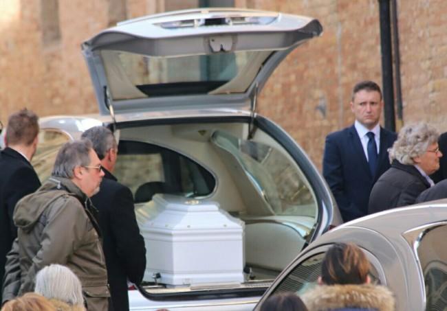 funerale giosuè laura