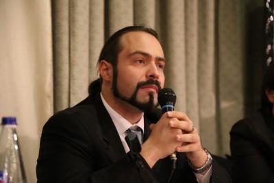 L'europarlamentare Fabio Massimo Castaldo