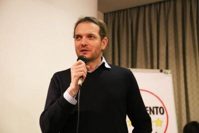 Il deputato Daniele Pesco