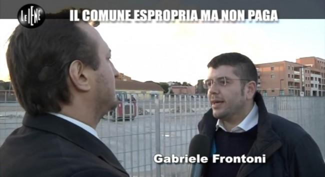 L'inviato delle Iene con Gabriele Frontoni