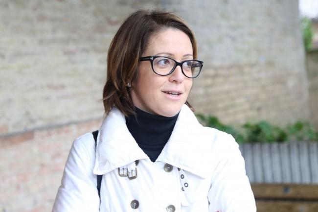 L'avvocato Alessandra Perticarà