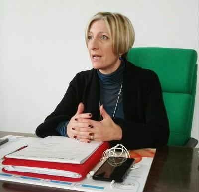 Rita Soccio, assessore alla scuola