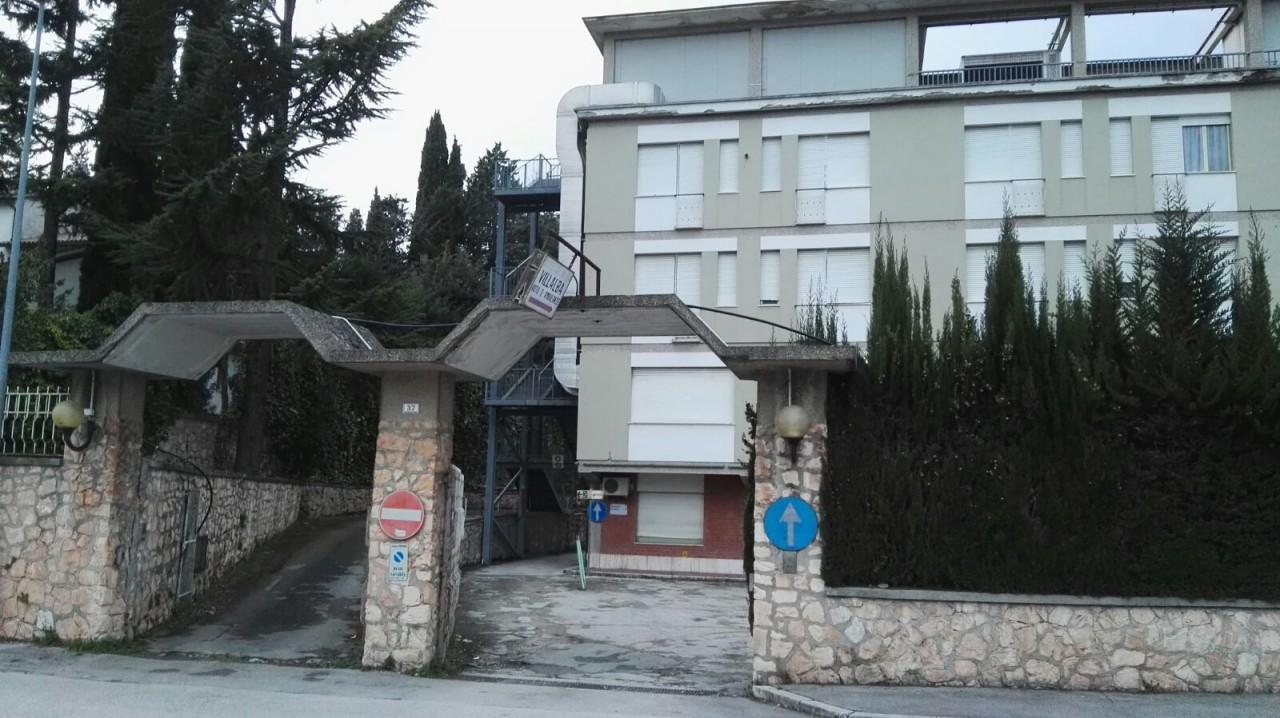 La clinica Villalba a Macerata