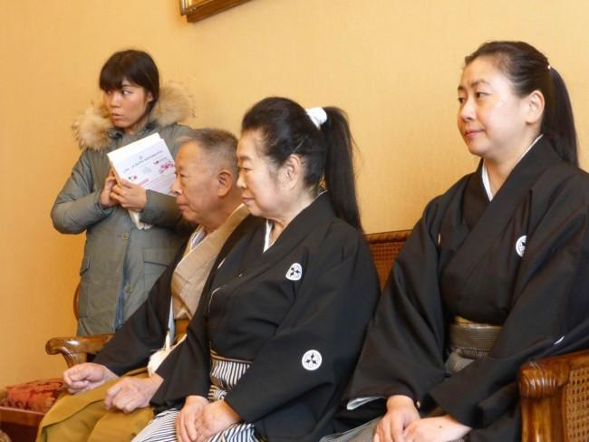 visita giapponese maestro di spada prefettura carancini preziotti pianesi macrobiotico macerata 3