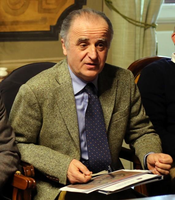 Adolfo Marinangeli sindaco Amandola_Foto LB