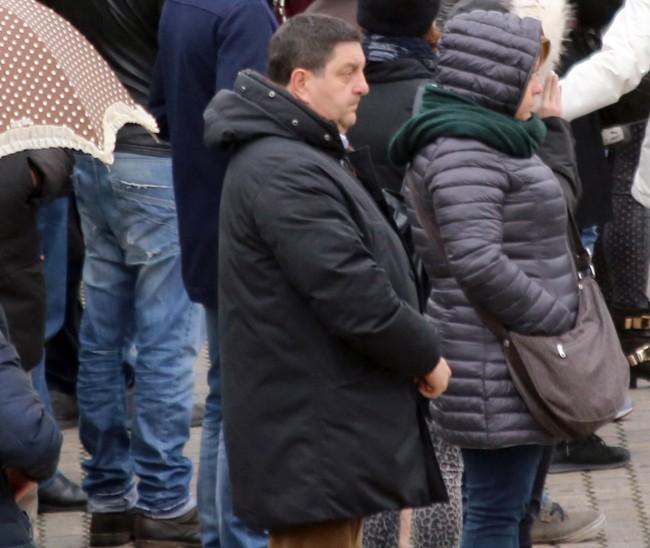 Giorgio Meschini, ex sindaco di Macerata