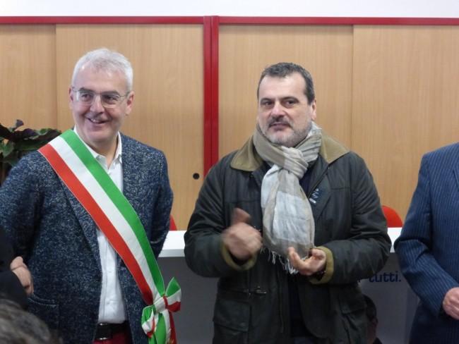 Inaugurazione Caf Acli Macerata (16)direttore nazionale caf paolo conti carancini