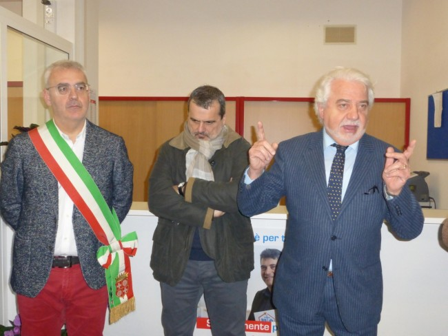 Inaugurazione Caf Acli Macerata (20)carancini paolo conti e renato lapponi
