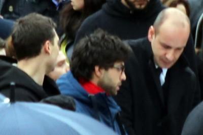 Luca Castignani, l'amico che era con Matteo quando è scomparso