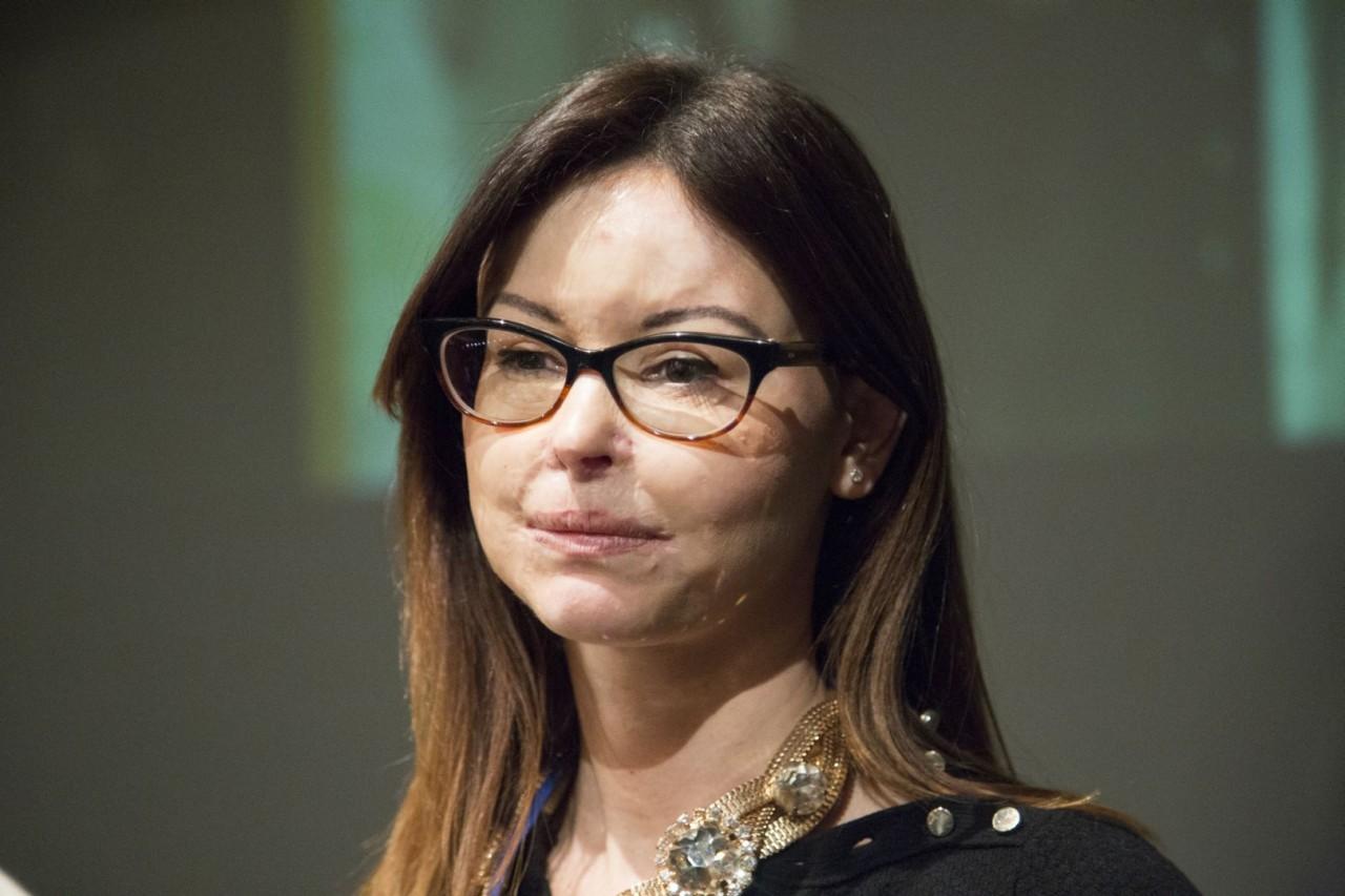 Lucia Annibali lauro rossi incontro donne foto ap (21)