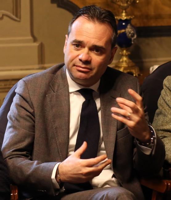 Nicola Loira sindaco Porto San Giorgio_Foto LB