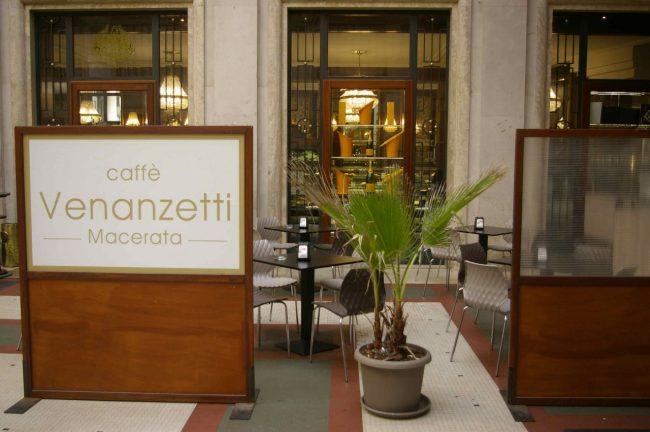 il Caffè Venanzetti
