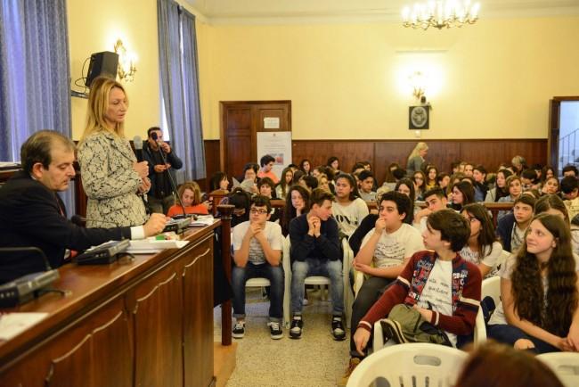 giornata dell'unità nazionale della costituzione - prof maria stefania silenzi - civitanova (10)