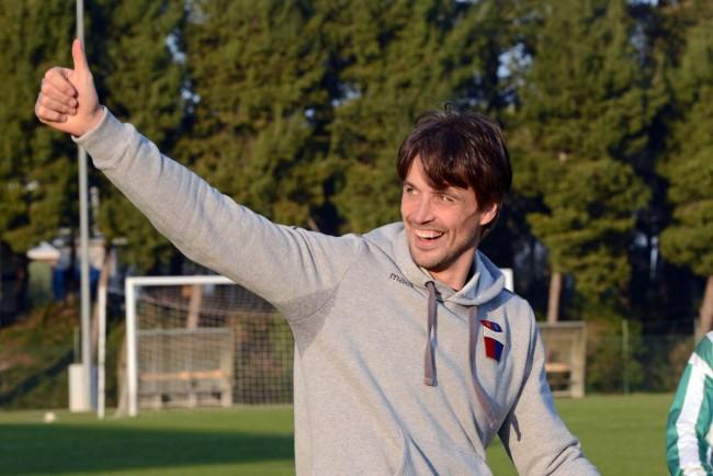 Massimo Paci, tecnico della Civitanovese