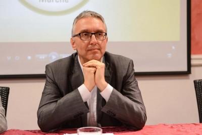 il presidente della Regione Luca Ceriscioli