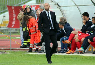 L'allenatore della Maceratese Cristian Bucchi sempre più vicino al Perugia