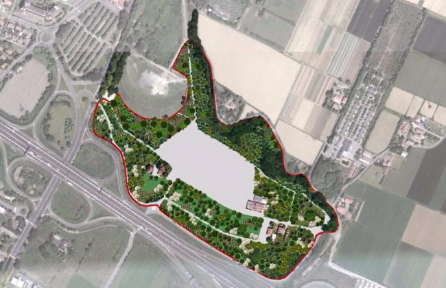 Progetto Pianesiano Un Bosco per la Città al Parco Nord