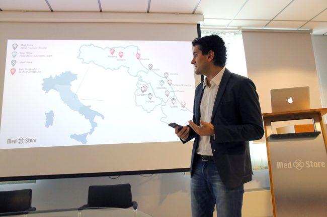 Stefano Parcaroli_Med Store_Foto LB (2)