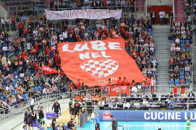 lube trento champions 2016