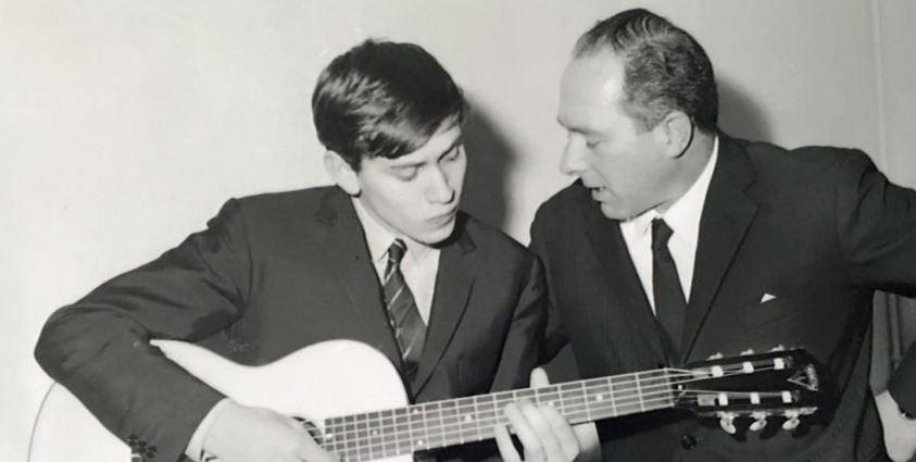 Morandi con Oliviero Pigini