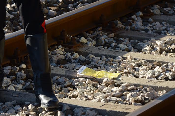 Civitanova Marche, 20enne muore travolta da un treno