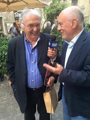 Pino Ciappelloni intervistato da Enrico Scattolini
