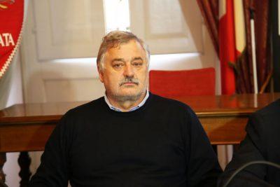 Alferio Canesin, assessore allo sport del Comune di Macerata