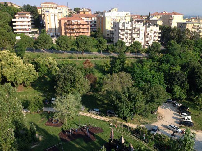 Il parco di Fontescodella
