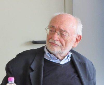 Lo studioso e scrittore Umberto Piersanti