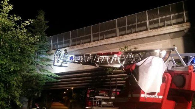 ponte Tolentino vigili del fuoco 5