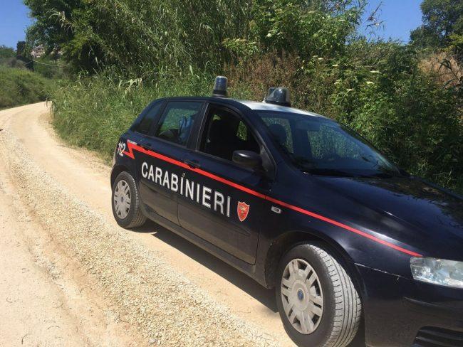 rapina-supermercato-potenza-picena-carabinieri