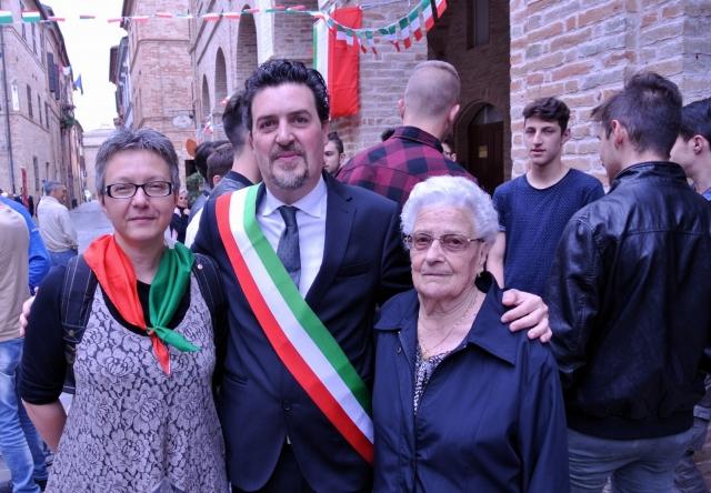 Giovanna Salvucci, Paolo Giubileo e Santa Lancioni