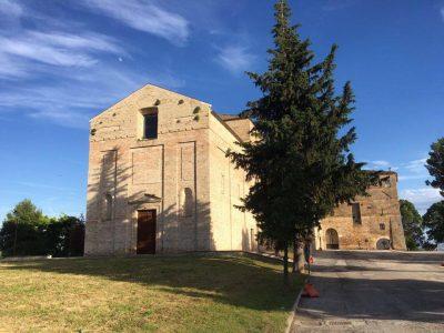 l'auditorium di Morrovalle (foto Federico De Marco)